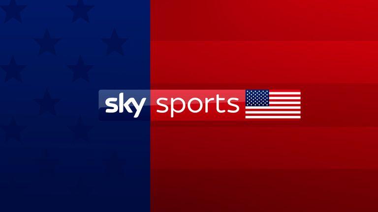 Sky Sports USA Logo