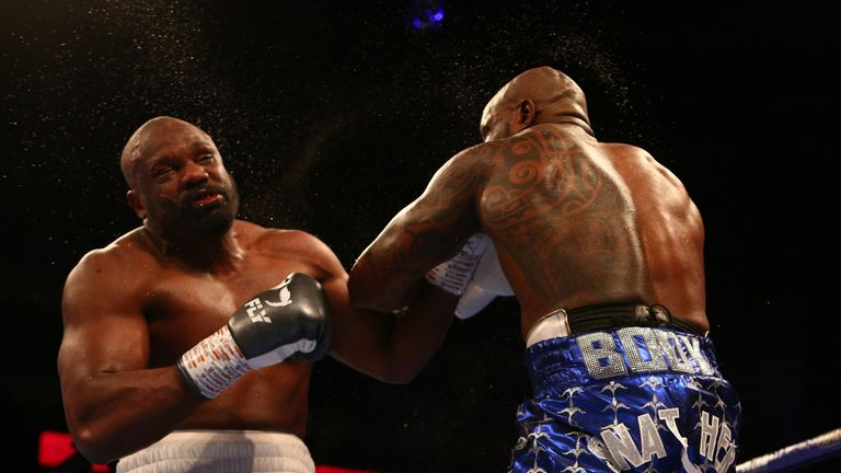 Highlights: Dillian Whyte Brutally Knocks Out Dereck Chisora With One Punch