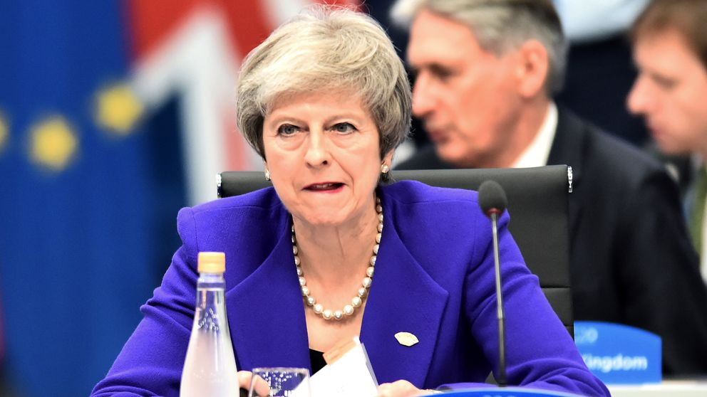 May seeks compromise with European Union  to save Brexit deal