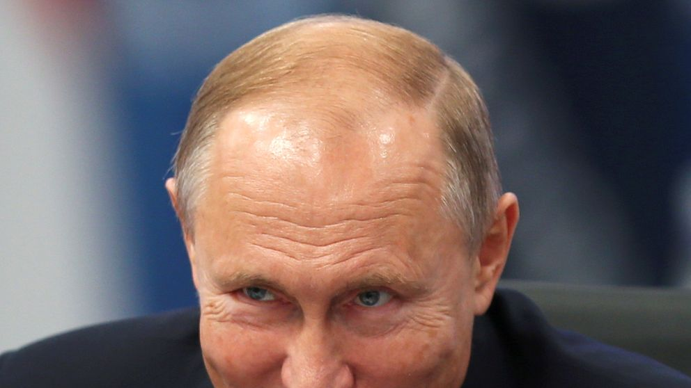Vladimir Putin has responded to US threats with defiance