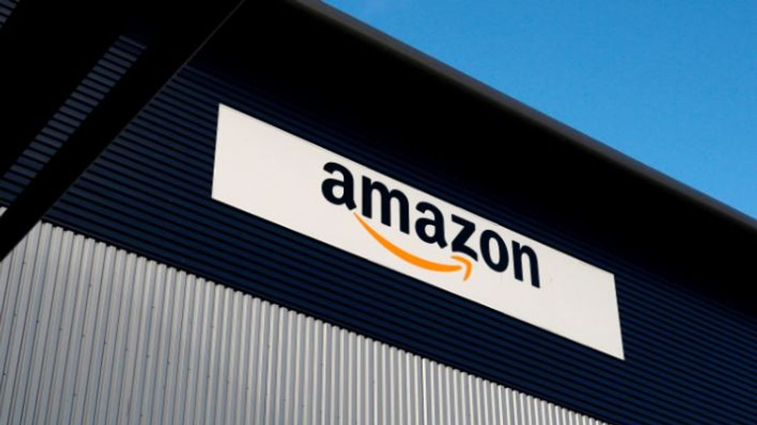 Dead baby found at Amazon distribution center