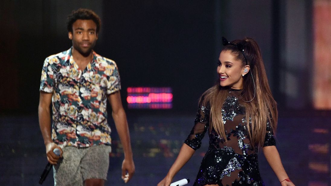 Ariana Grande and Childish Gambino to headline Coachella festival