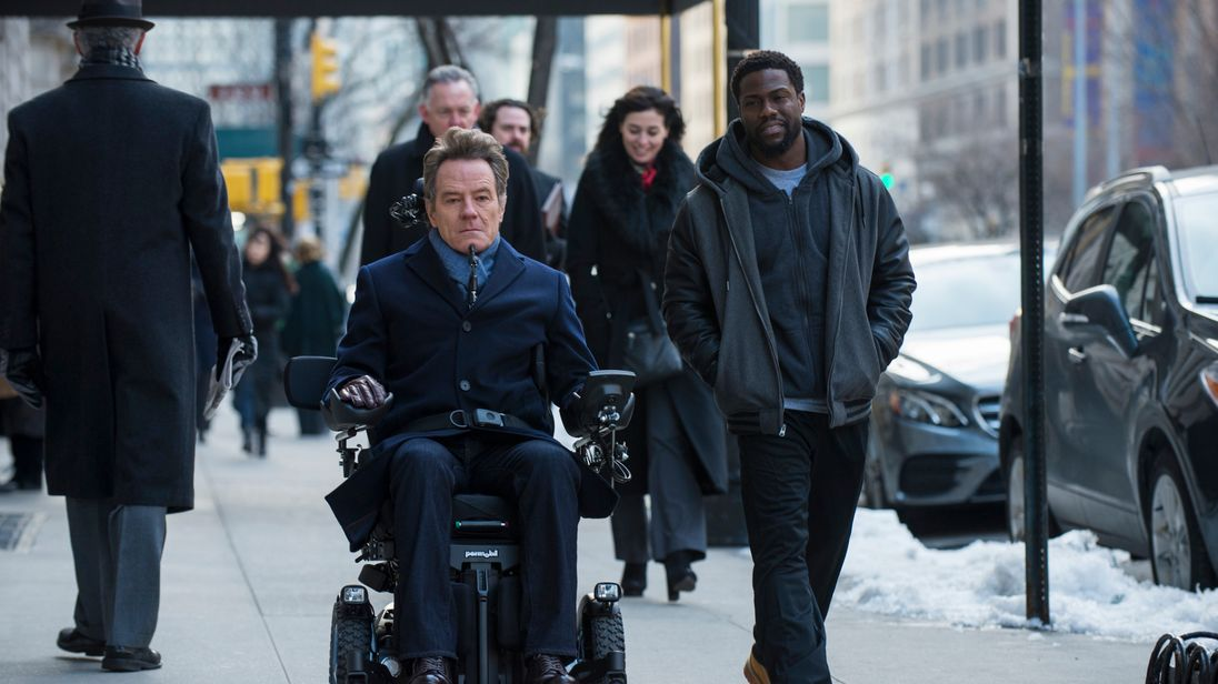 Bryan Cranston Defends Playing Paraplegic Man in 'The Upside'