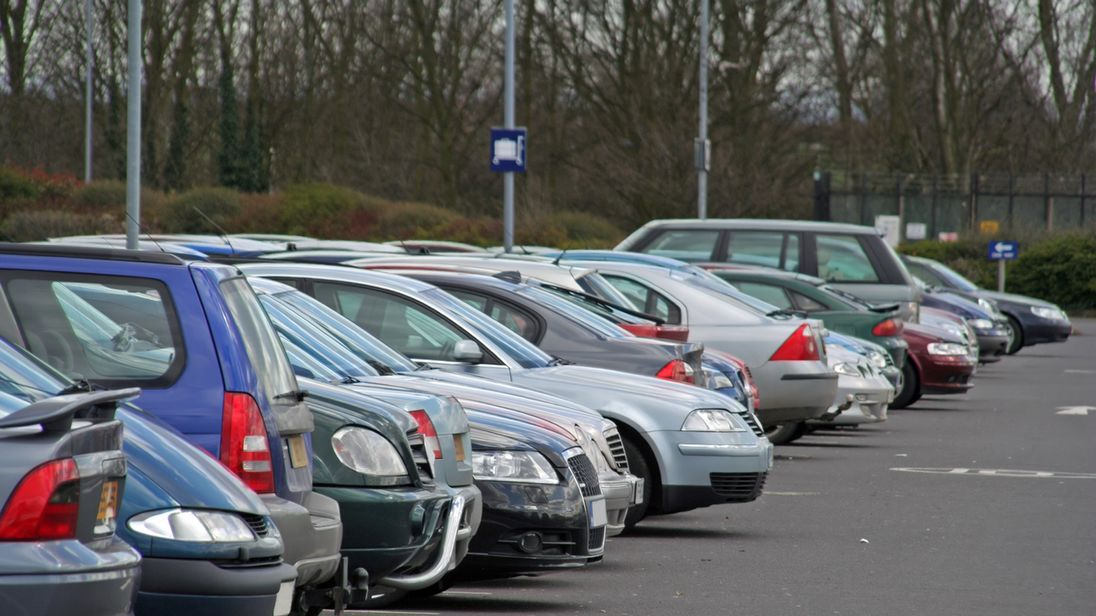 Grey overtakes black as UK's most popular vehicle colour for first time