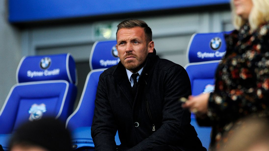 Cardiff coach Craig Bellamy refutes bullying allegations