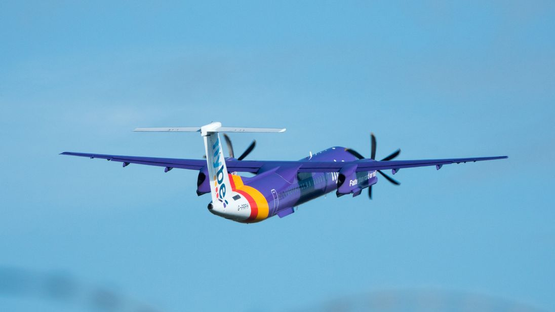 Flybe is rescued by Virgin Atlantic Consortium