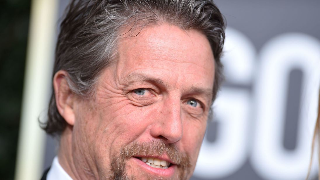 Hugh Grant issues plea after script stolen in vehicle break