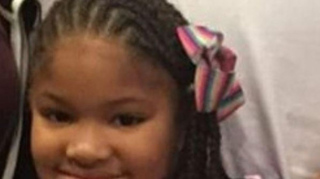 White Man Kills Black Girl, 7, In Drive-By Shooting, Police Say