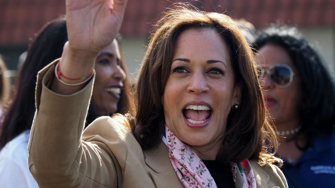 Kamala Harris Announces 2020 Presidential Run