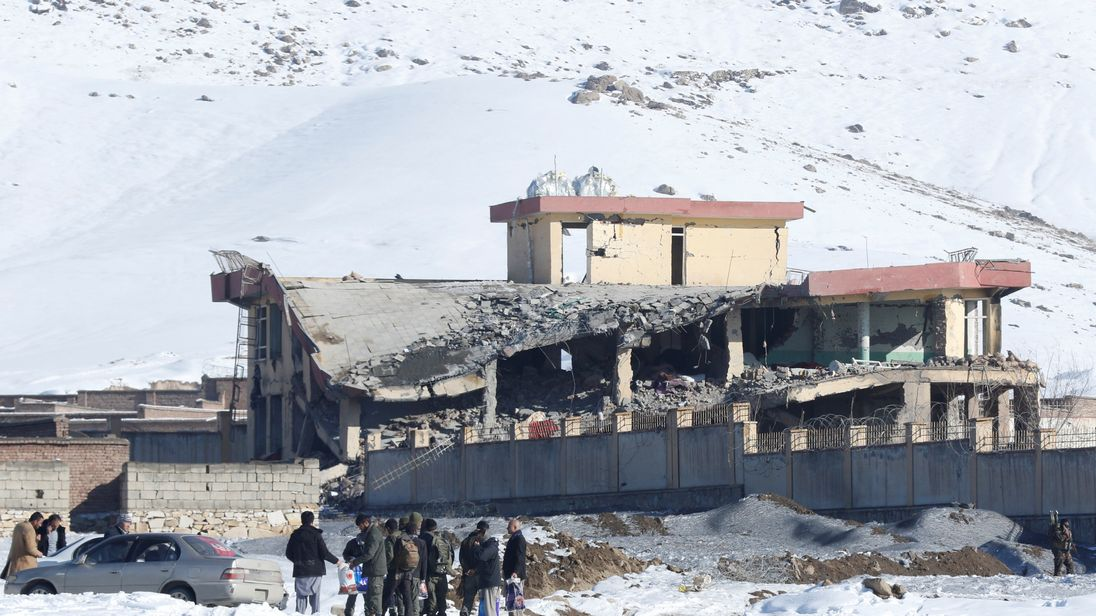 Taliban 'kill over 100' in Afghanistan base attack