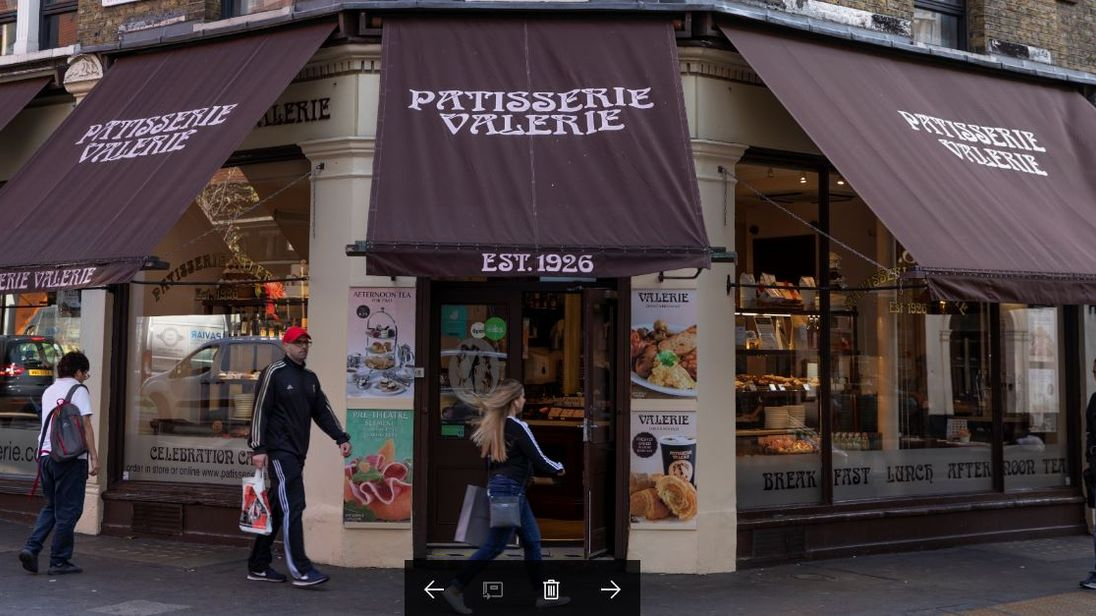 Bakery chain Patisserie Valerie collapses into administration
