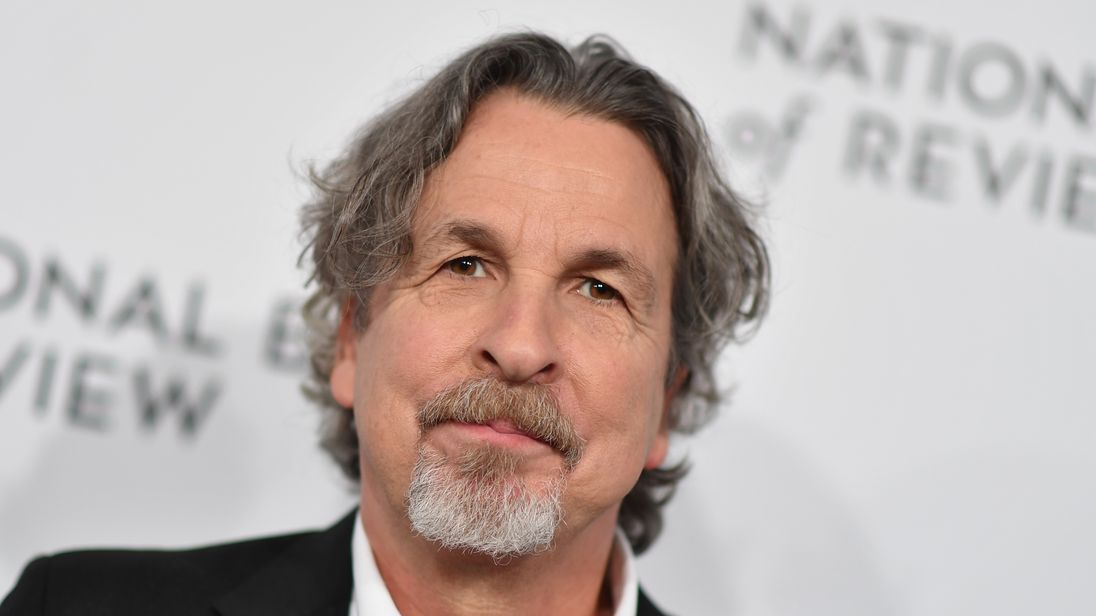 Green Book director Peter Farrelly