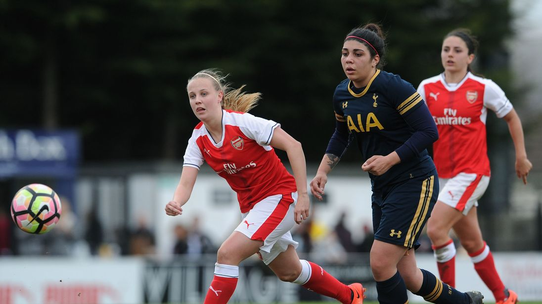 Renee Hector: Tottenham Ladies defender says opponent racially abused her