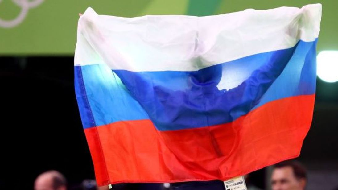 Russia was controversially reinstated in September