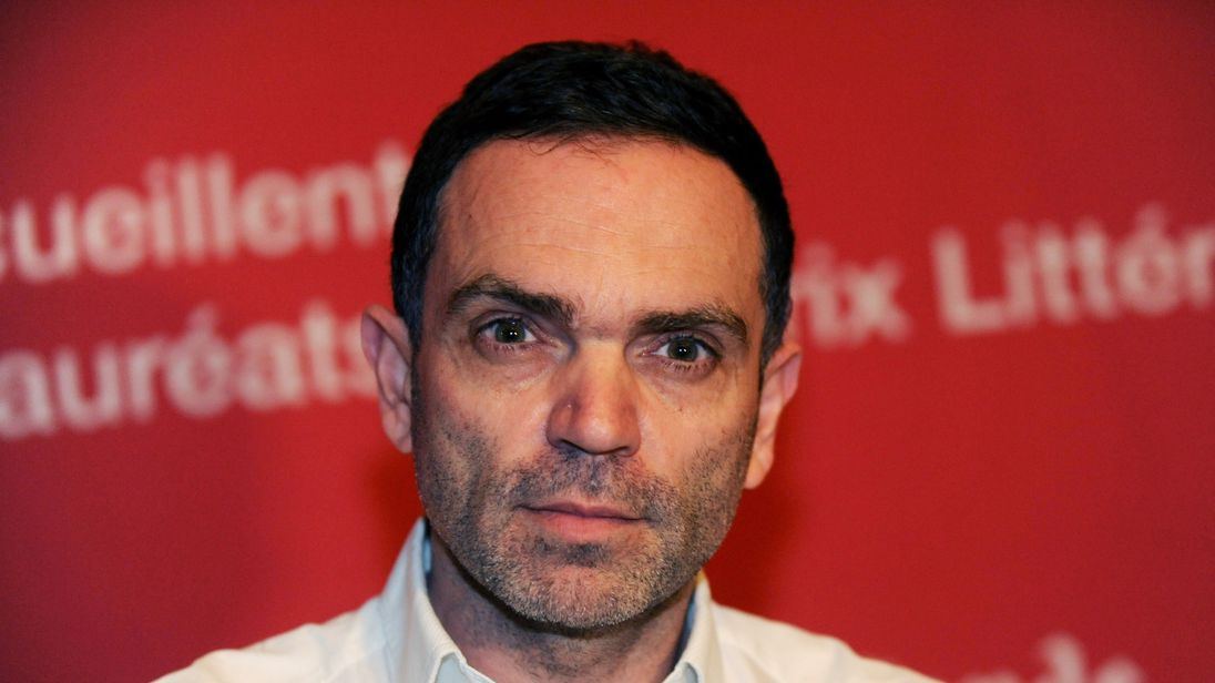 Women over 50 'too old' to love, French author Yann Moix says