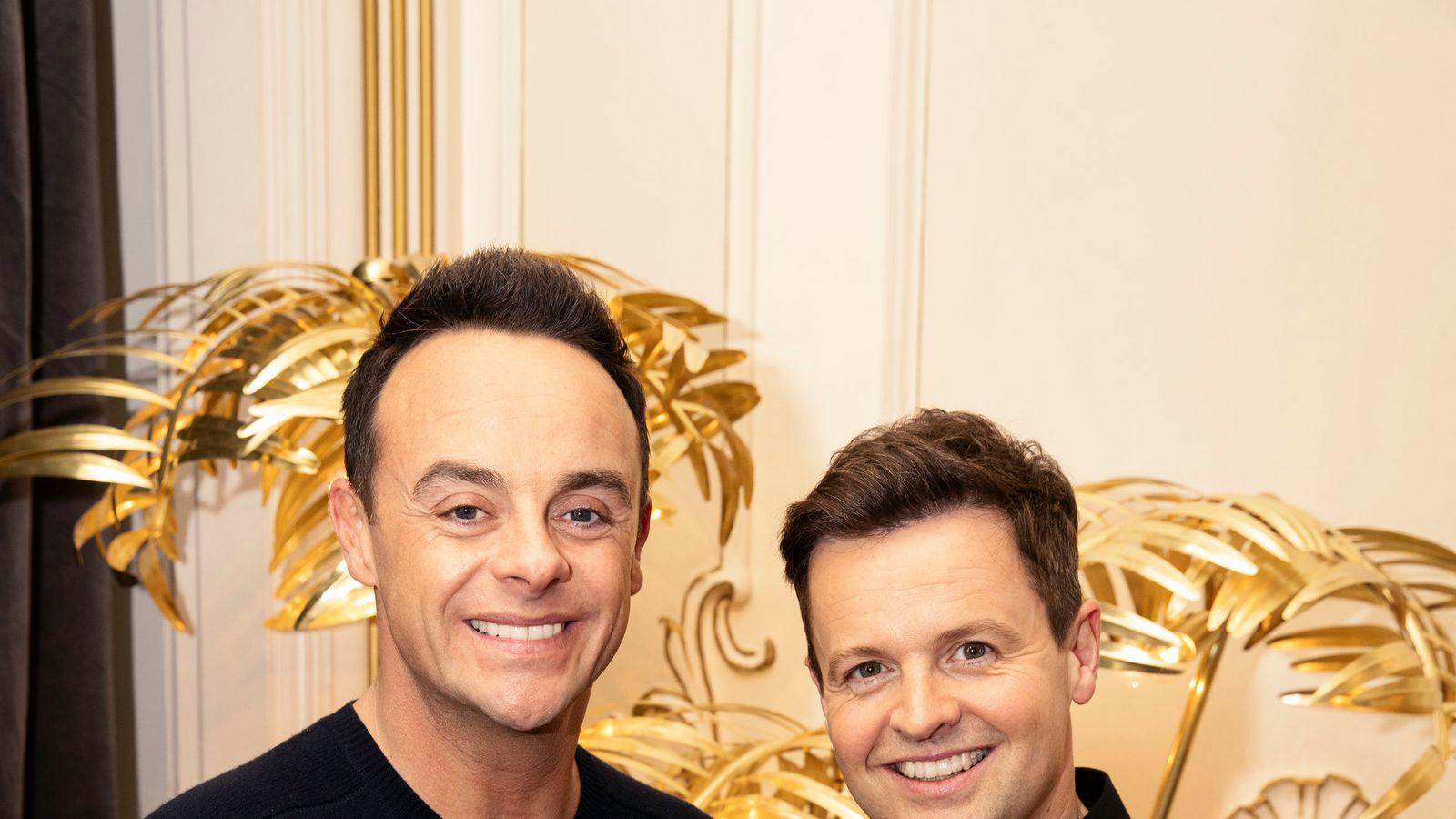 Ant is back:Emotional star reunited with Dec on Britain's Got Talent