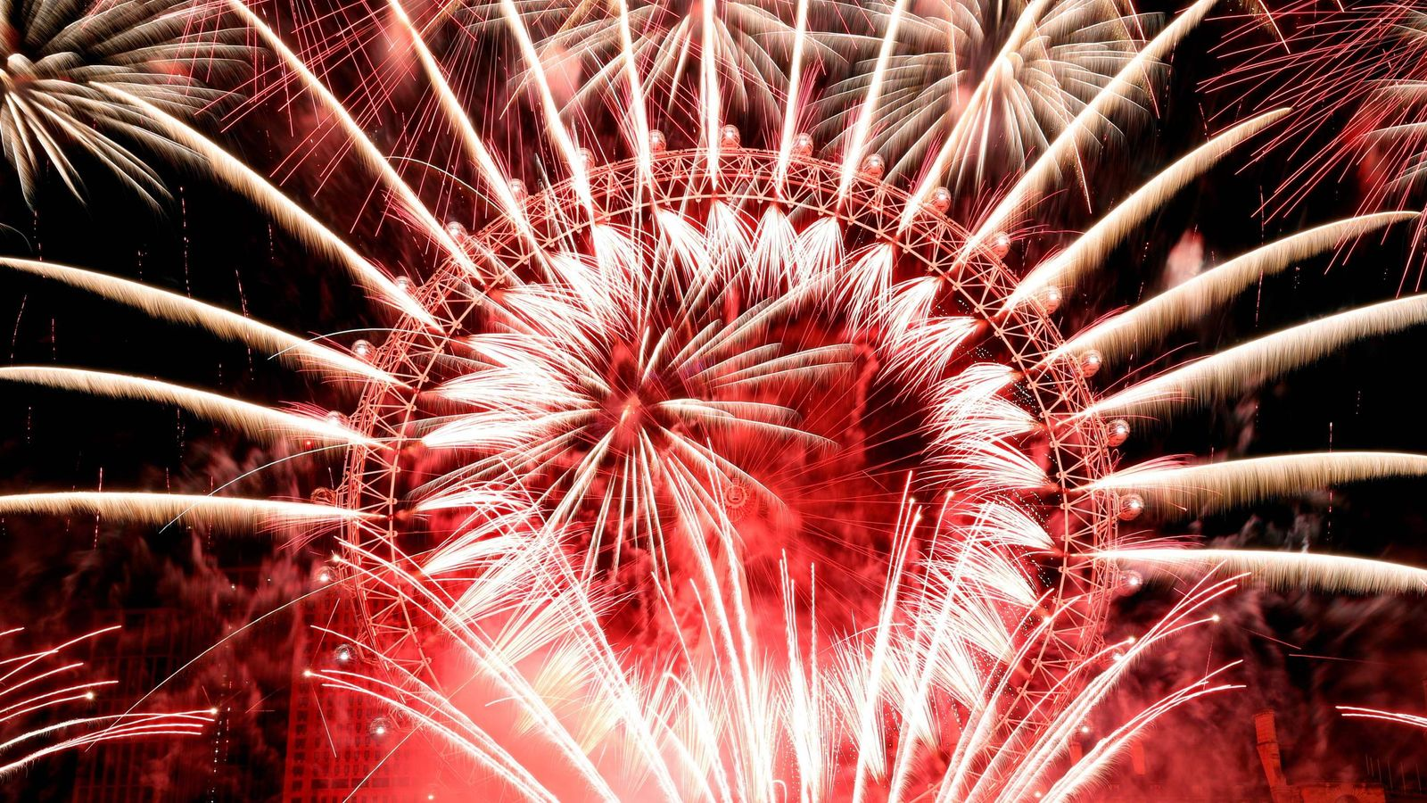 Image result for london new year