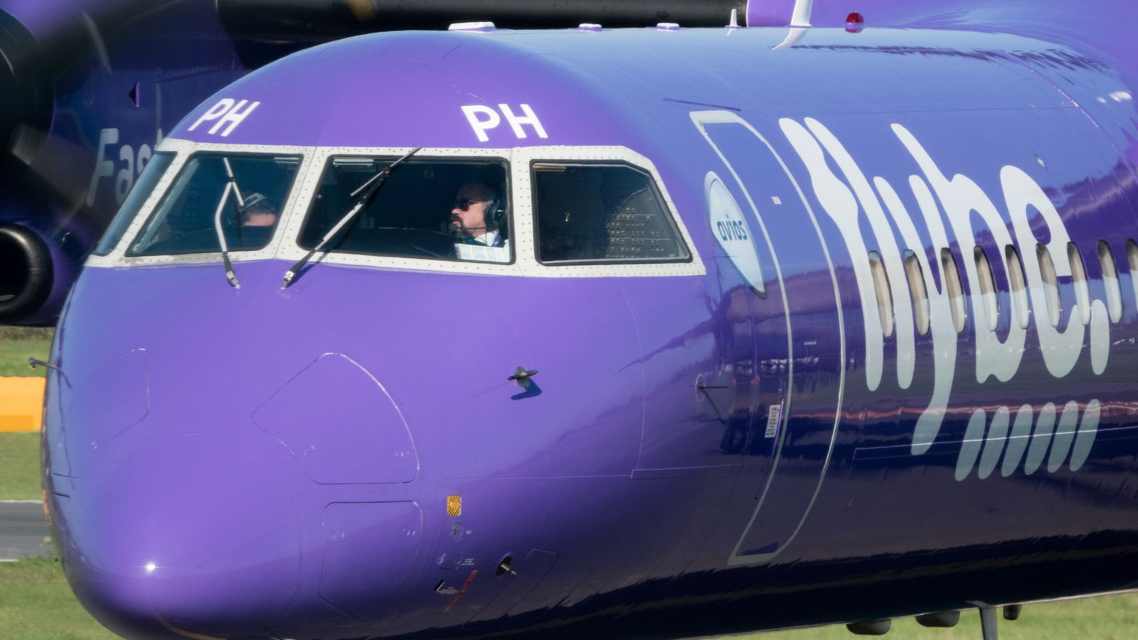 Flybe rescue deal agreed by ministers