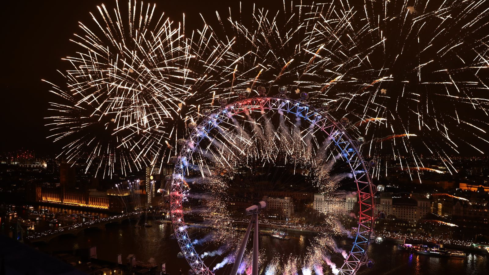 Happy New Year! How the world celebrated 2019's arrival