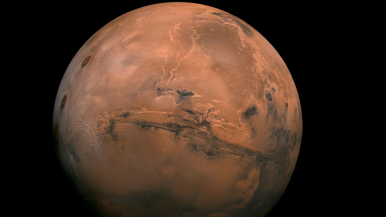 Mars: Second of three missions to reach the Red Planet today - here's what you need to know - Sky News