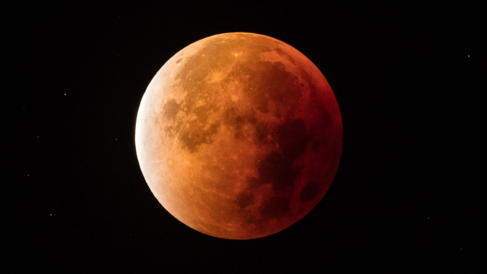 How to see the super wolf blood moon in UK skies on Monday morning