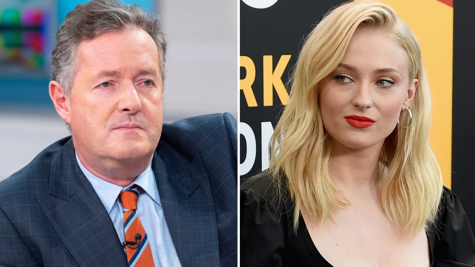 Game Of Thrones Star Sophie Turner Hits Out At Piers