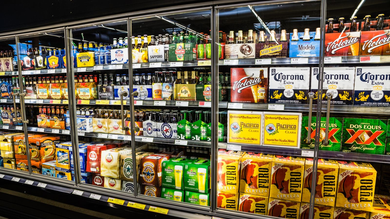 How Much Crate Of Beer Costs 82 In Qatar As Sin Tax Introduced