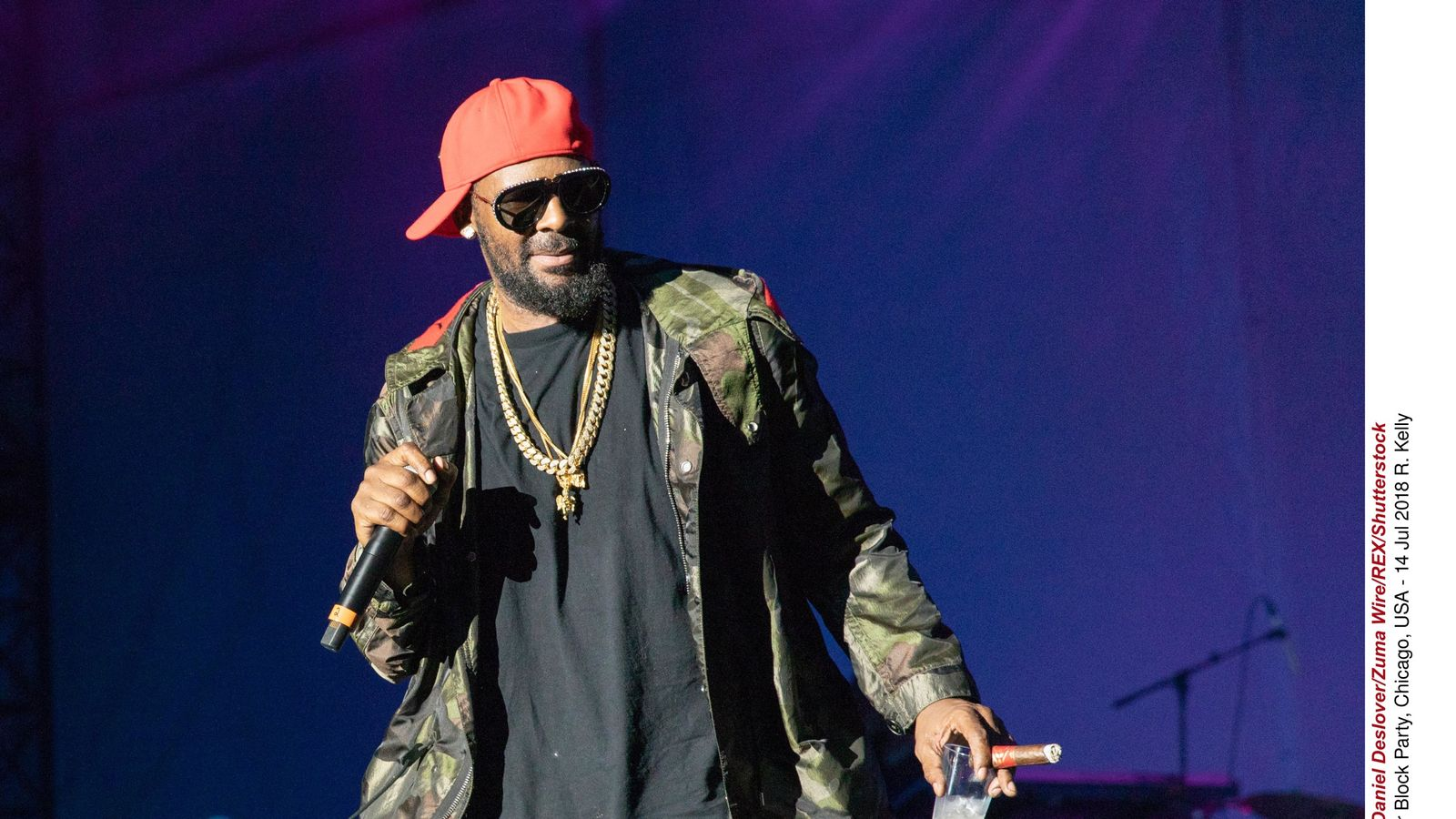 R Kelly asks judge for permission to perform gigs in Dubai