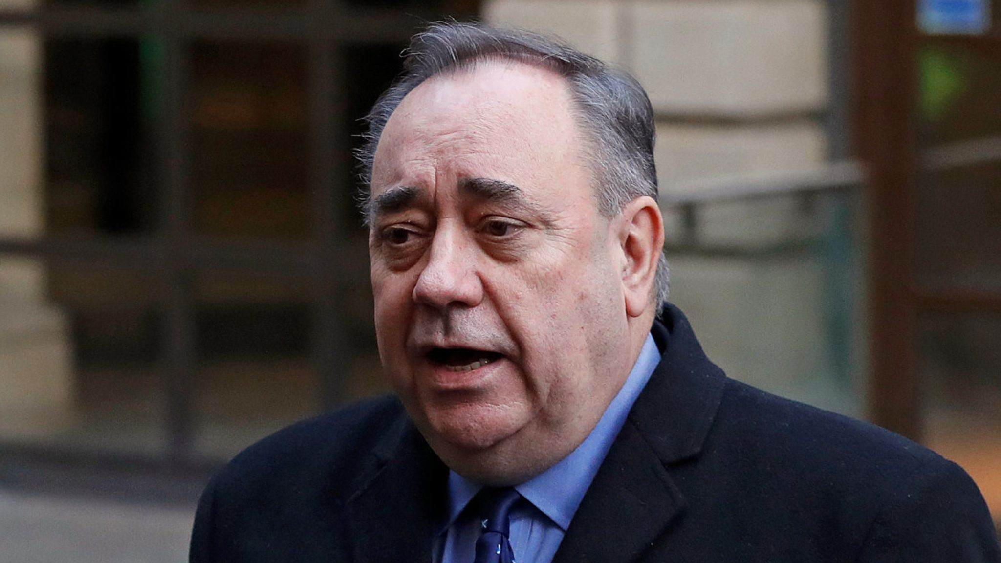 Alex Salmond accused of laying naked on woman and trying to rape her