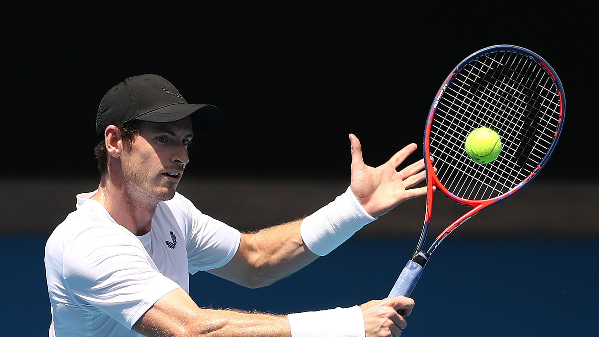 c2ec8fa75 Andy Murray back on training courts after announcing plans to retire from  tennis