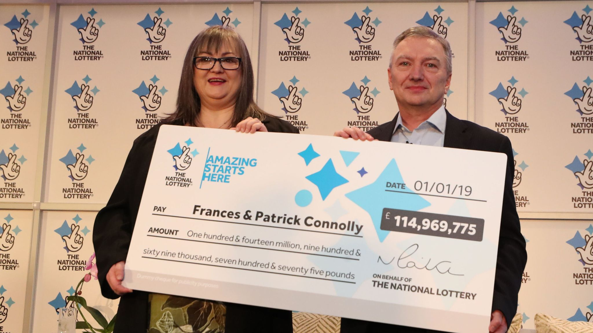 frances and patrick connolly foundation