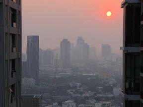 Bangkok's pollution is at crisis level