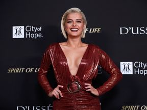 Bebe Rexha said designers refused to dress her for the Grammys because she is 'too big'