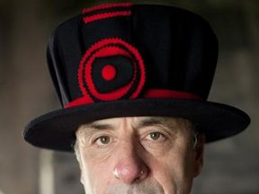 Alan Kingshott was chief yeoman warder at the Tower of London