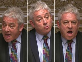 John Bercow has hit headlines worldwide for his colourful style