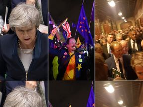 Westminster has been abuzz - both inside and outside the Commons