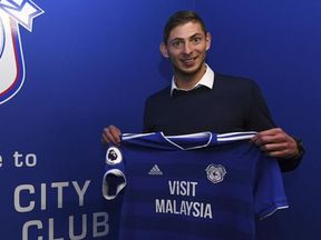 Emiliano Sala is Cardiff's record signing