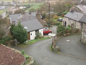 Measurements were taken at Fford Pen Llech, in Gwynedd, and sent to Guinness World Records. They think their street is steeper than Baldwin Street in New Zealand