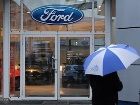 Ford is trimming its portfolio of models as part of changes to the business