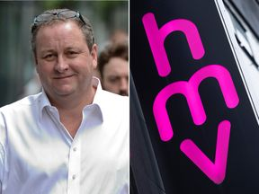 Mike Ashley has held talks with key music and entertainment industry suppliers