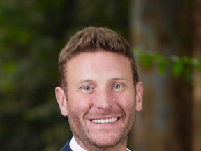 American businessman Jason Spindler was killed in the attack. Pic: I-DEV International