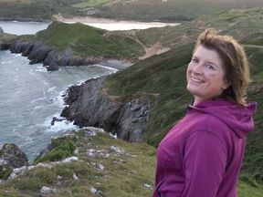 The walk will be around the entire coast of Britain and Ireland