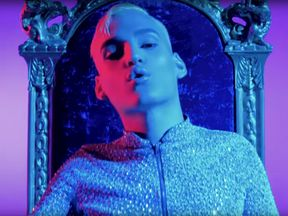 Kevin Fret has been killed, aged 24. Pic: Kevin Fret/YouTube