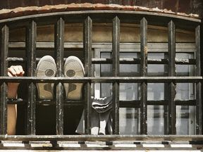 Bars on prison windows will be phased out in England and Wales under Ministry of Justice (MoJ) plans