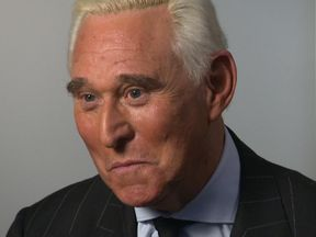 Roger Stone told Sky News his arrest was more extreme than the killing of Osama Bin Laden.