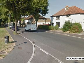 Police officers were called to a property in Stanley Road, Carshalton