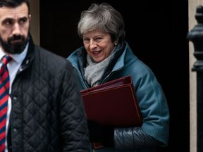 The Prime Minister faces mounting anger among MPs