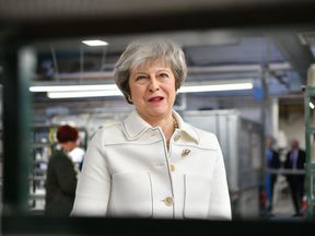 Theresa May hopes the letter will reassure critics
