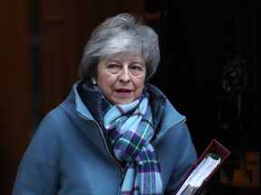 Theresa May is set to meet Labour leader Jeremy Corbyn for talks