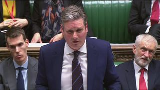 Labour MP Sir Keir Starmer
